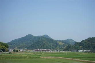 南総里見八犬伝の舞台「富山」