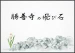 紙芝居「勝善寺の飛び石」