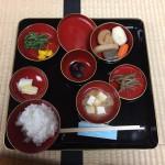 11月8日栃木県那須烏山市慈願寺で精進料理のお斎をいただきました。